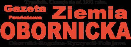 Gazeta Powiatowa Ziemia Obornicka Logo